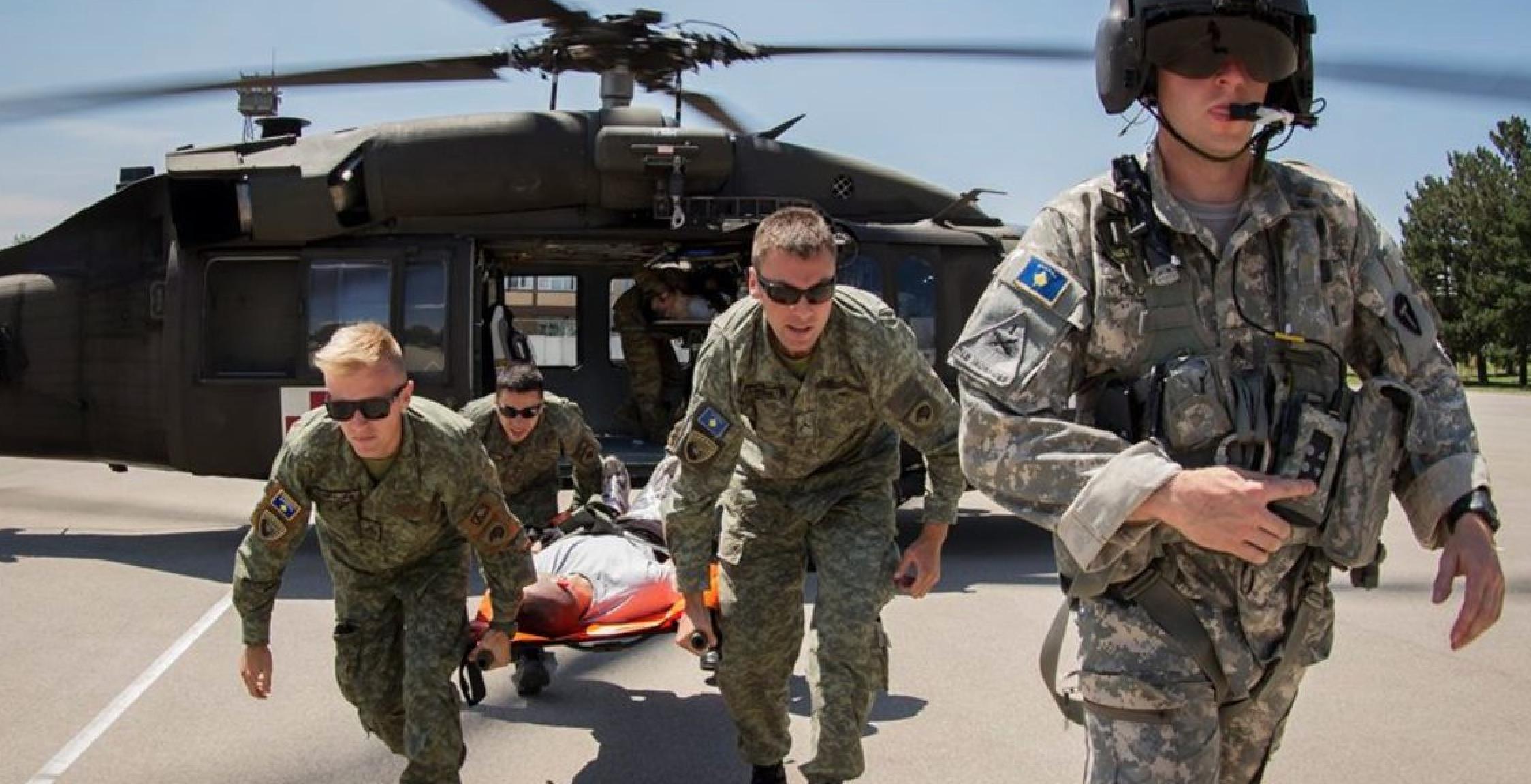 Ushtria e Kosovës nis ushtrimet ushtarake të NATO-s